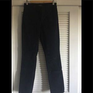 NYDJ Black Corduroy Leggings